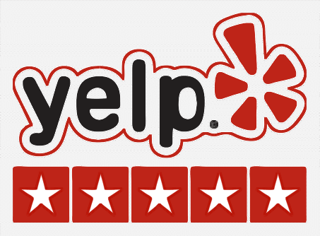 Yelp logo for The Junkluggers of Austin